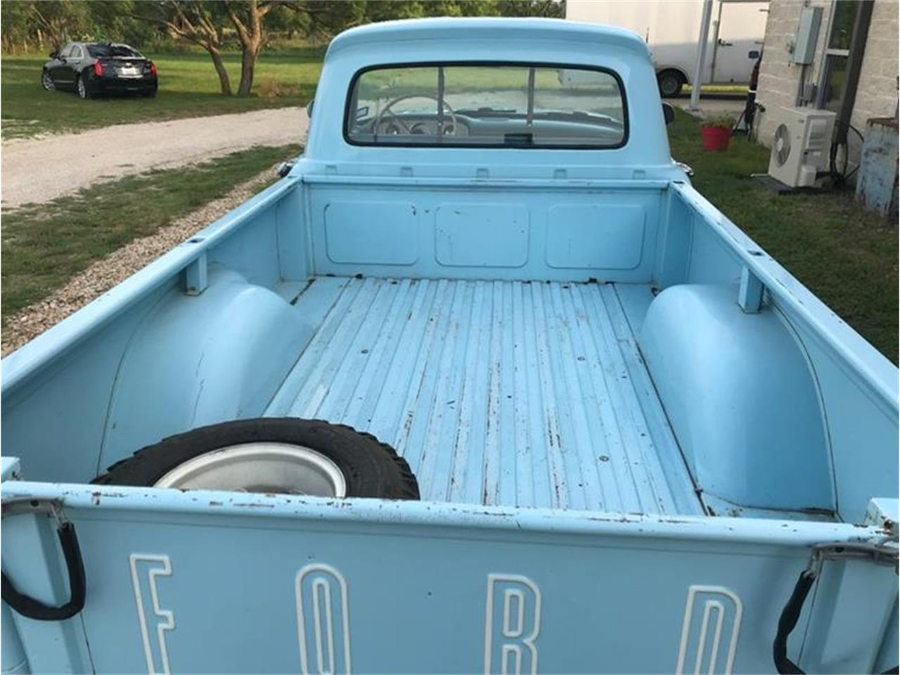 Large Picture of 1964 Ford F100 - QACA
