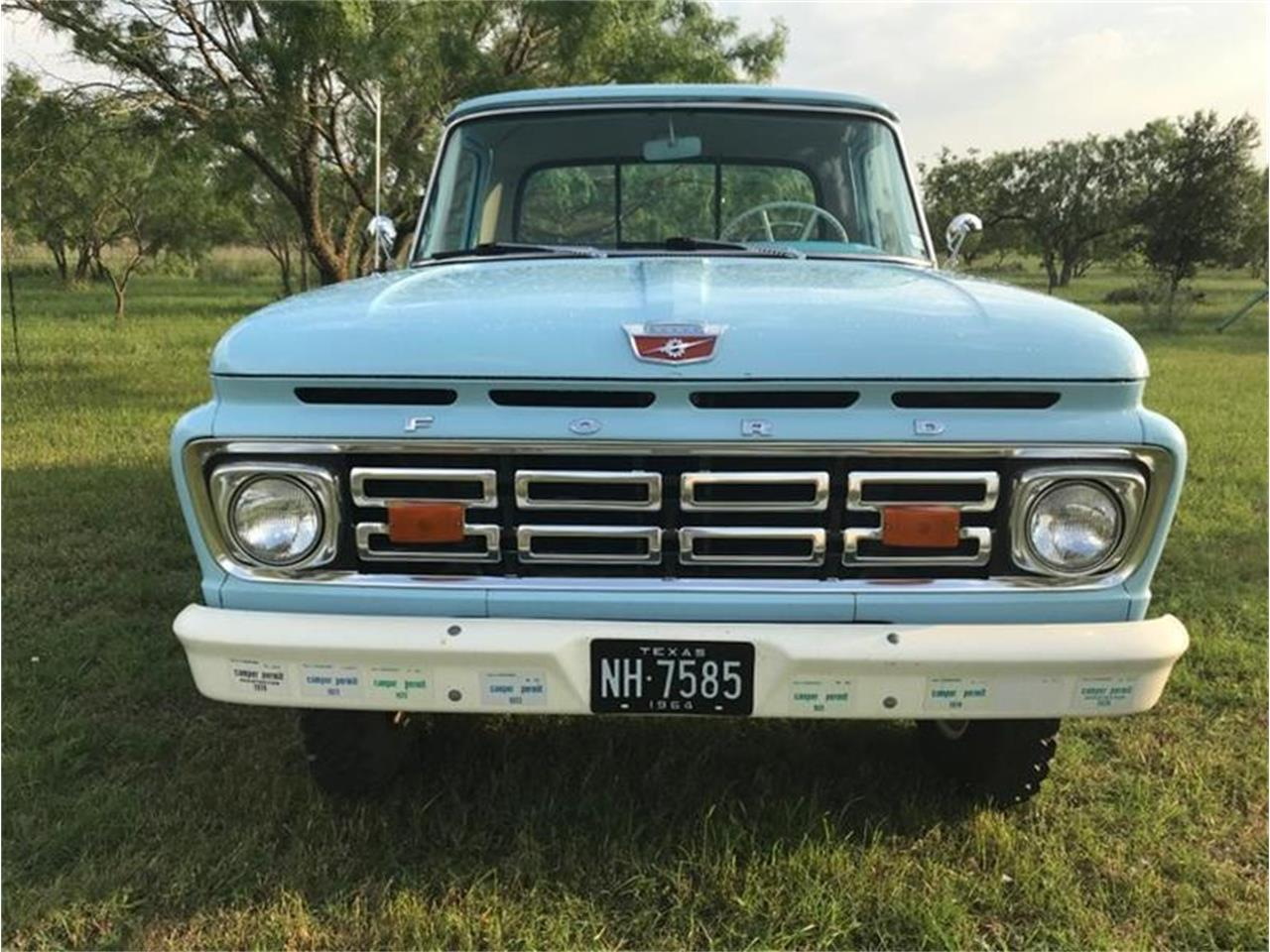 Large Picture of Classic '64 Ford F100 - QACA
