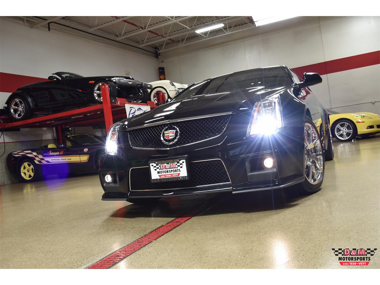 Large Picture of '11 CTS - QACE