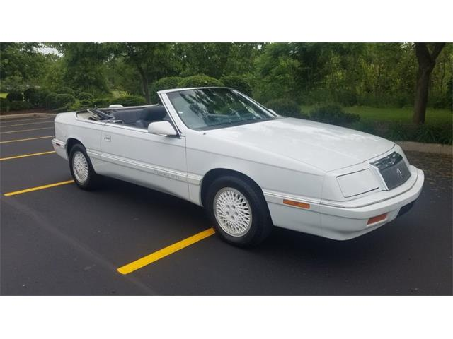 Picture of '88 Chrysler LeBaron located in Indiana Offered by  - QACY