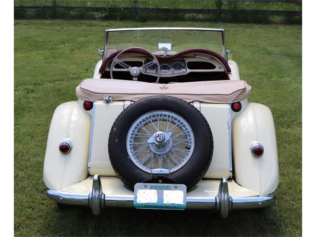 Large Picture of '55 MG TF - $29,900.00 Offered by It's Alive Automotive - QAD0