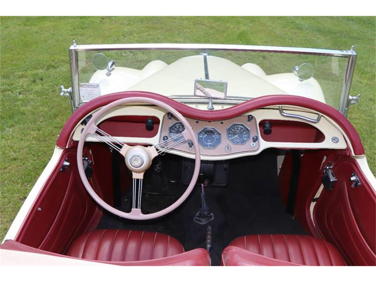 Large Picture of 1955 MG TF located in Missouri - $29,900.00 - QAD0