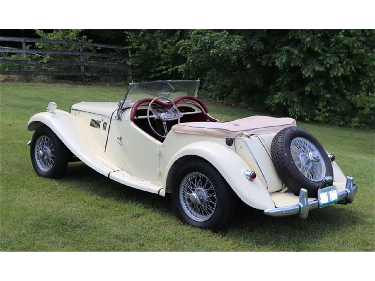 Large Picture of Classic '55 MG TF located in Missouri - $29,900.00 - QAD0