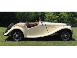 Picture of Classic 1955 MG TF located in St Louis Missouri - QAD0