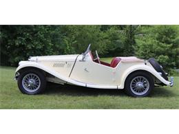 Picture of Classic '55 MG TF located in St Louis Missouri - $29,900.00 Offered by It's Alive Automotive - QAD0