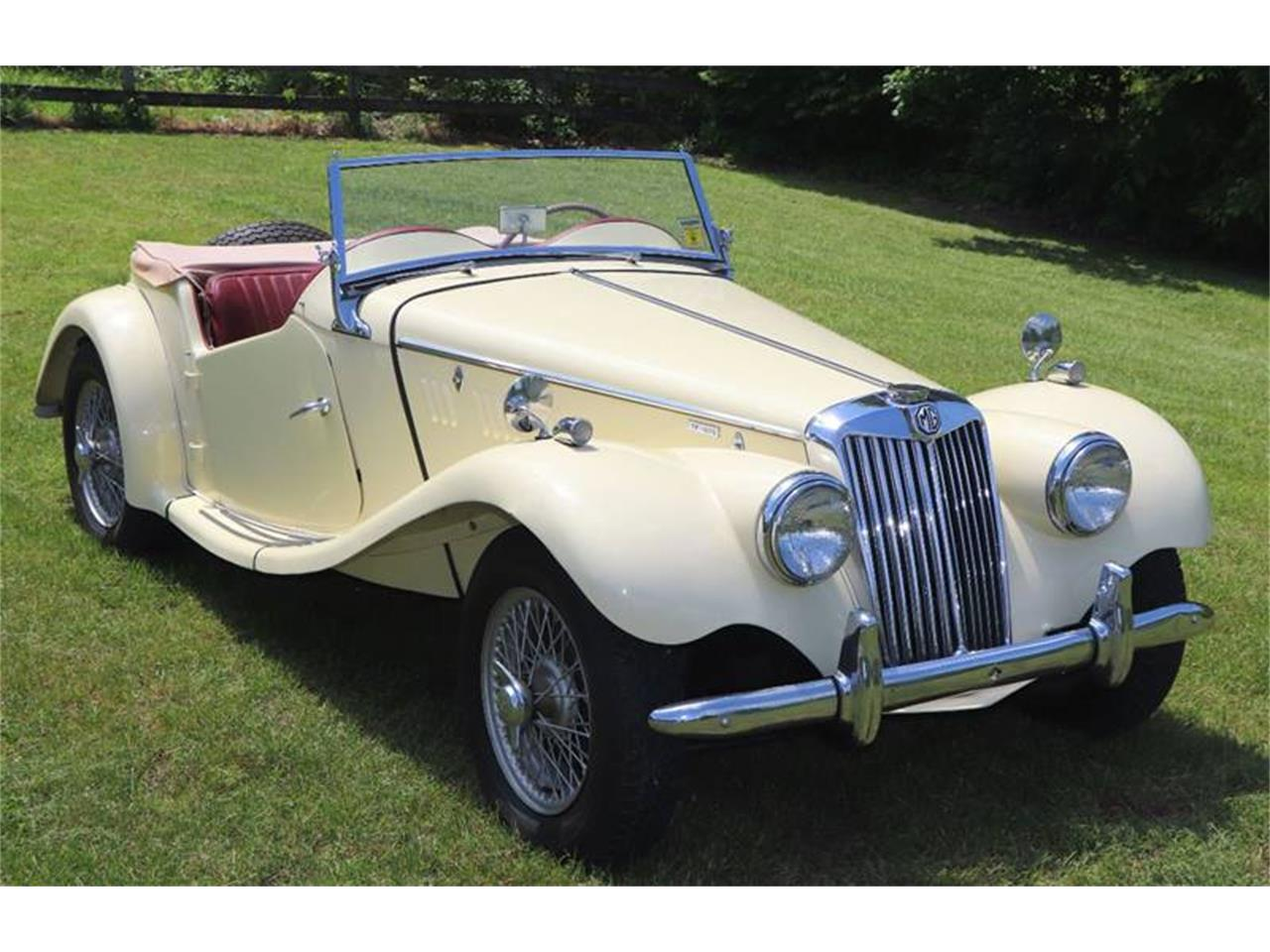 Large Picture of 1955 MG TF - $29,900.00 - QAD0