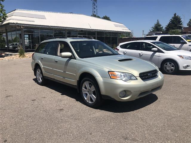 Picture of '06 Outback - QAD2
