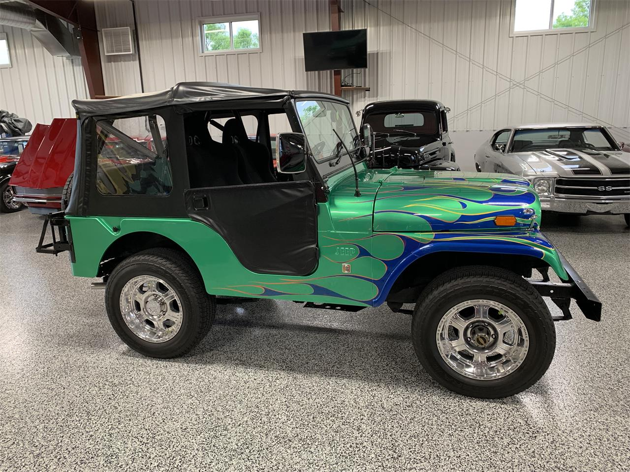 Large Picture of '70 CJ5 - QADH