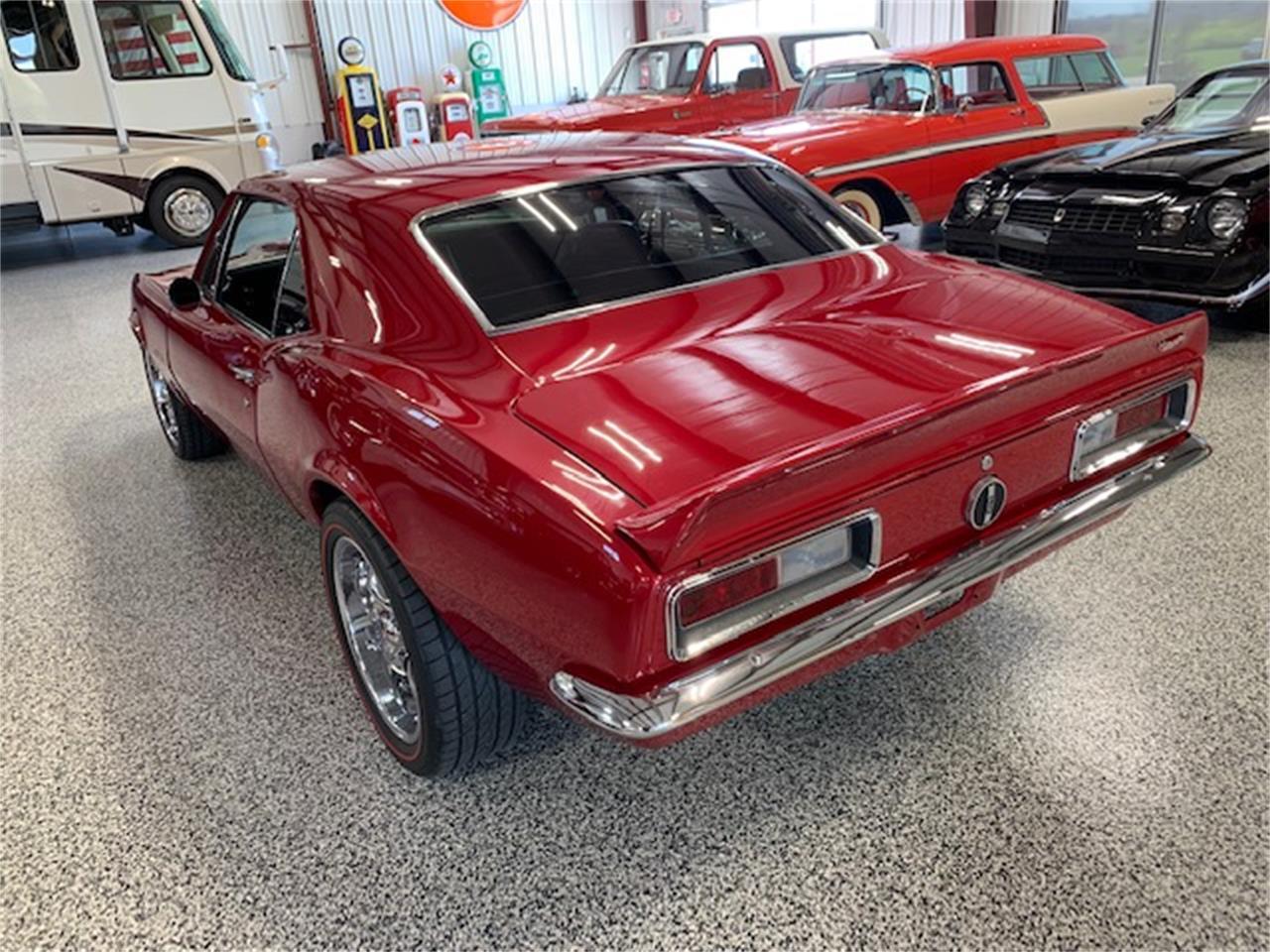 Large Picture of '67 Camaro - QADI
