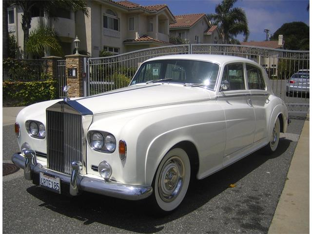 Picture of '65 Silver Cloud III - QADW
