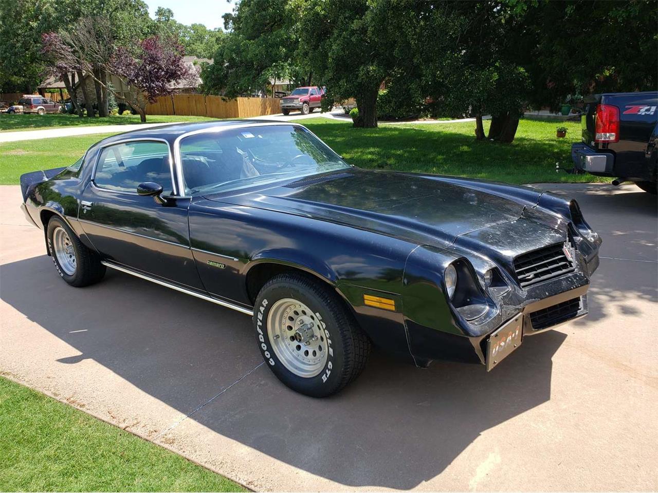 Large Picture of 1978 Chevrolet Camaro - $17,500.00 - QADZ