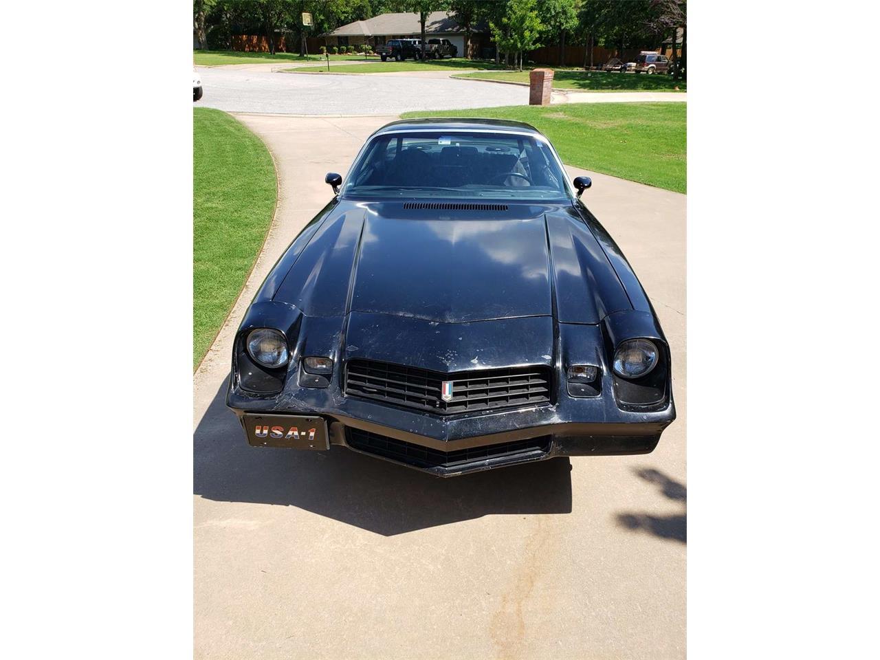 Large Picture of '78 Camaro located in Oklahoma - $17,500.00 - QADZ