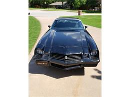 Picture of 1978 Chevrolet Camaro located in Oklahoma - $17,500.00 Offered by a Private Seller - QADZ