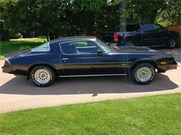 Picture of 1978 Chevrolet Camaro - QADZ