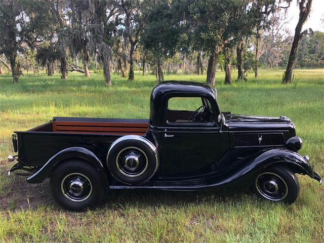 Picture of '37 1/2 Ton Pickup - QAE5