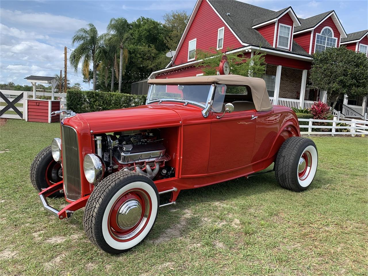 Large Picture of '32 Roadster - QAEF