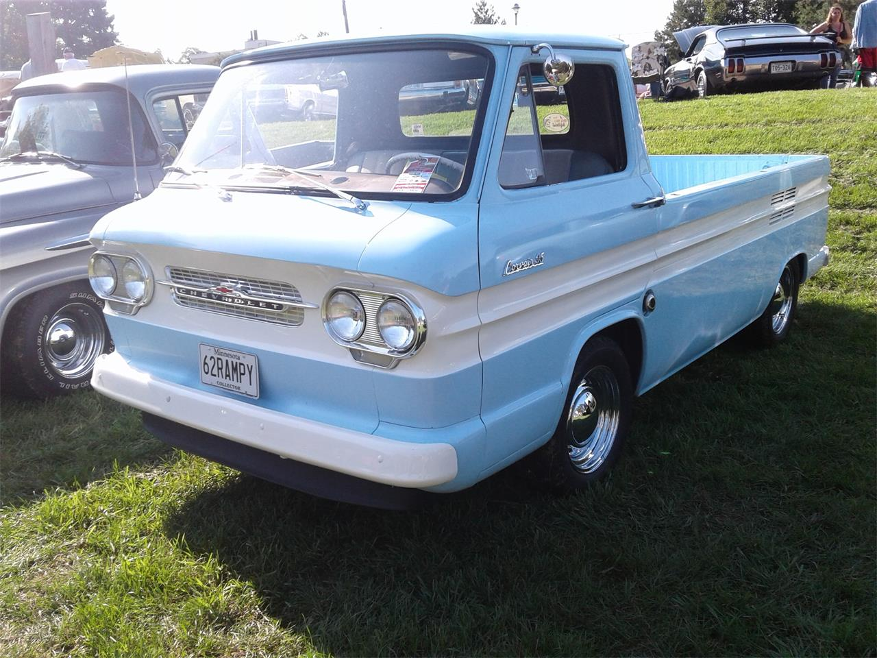 Large Picture of '62 Corvair - QAEG
