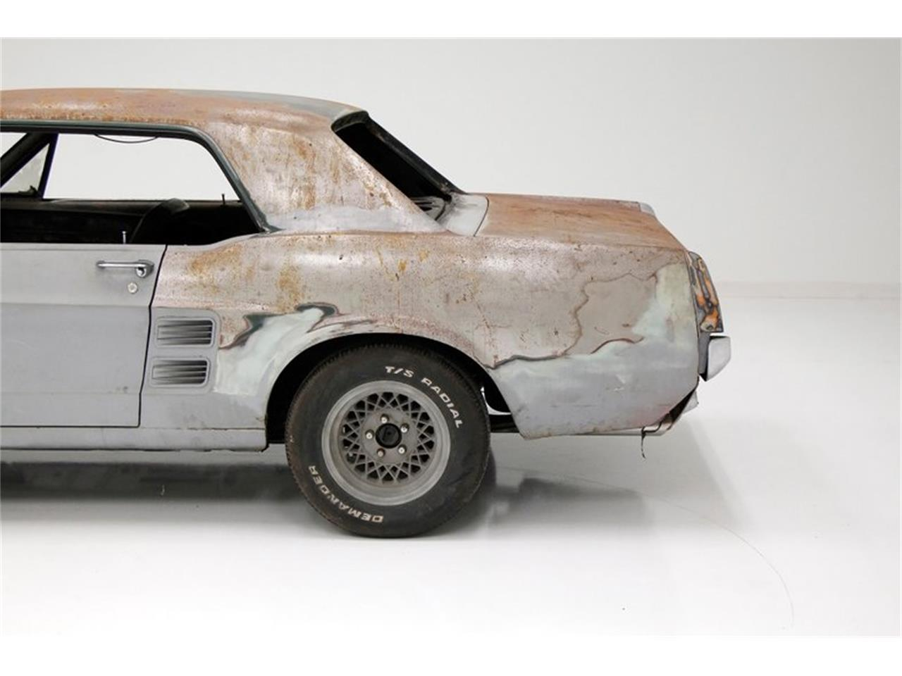 Large Picture of '67 Mustang - QAEY