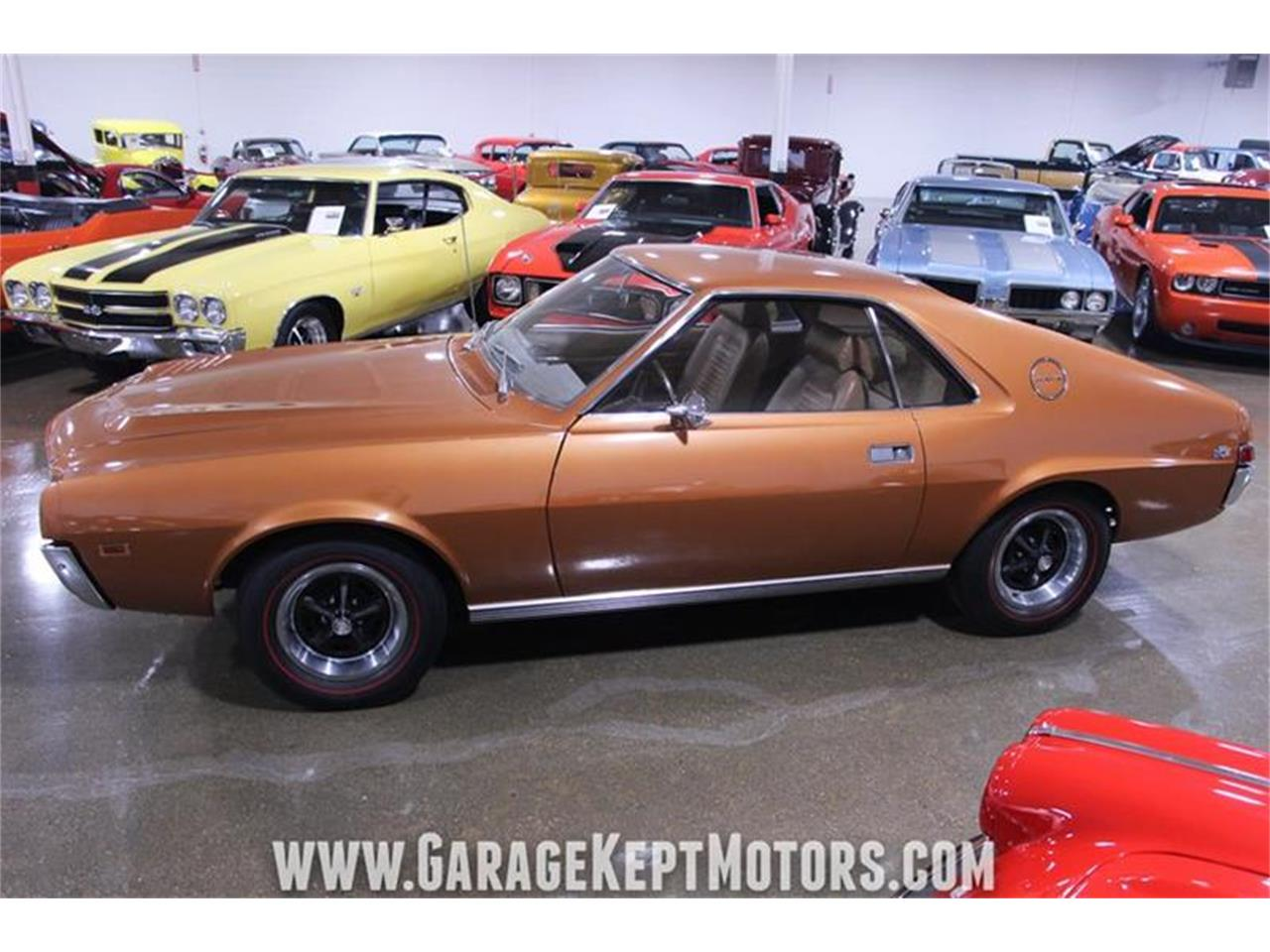 Large Picture of '69 AMX - QAF7