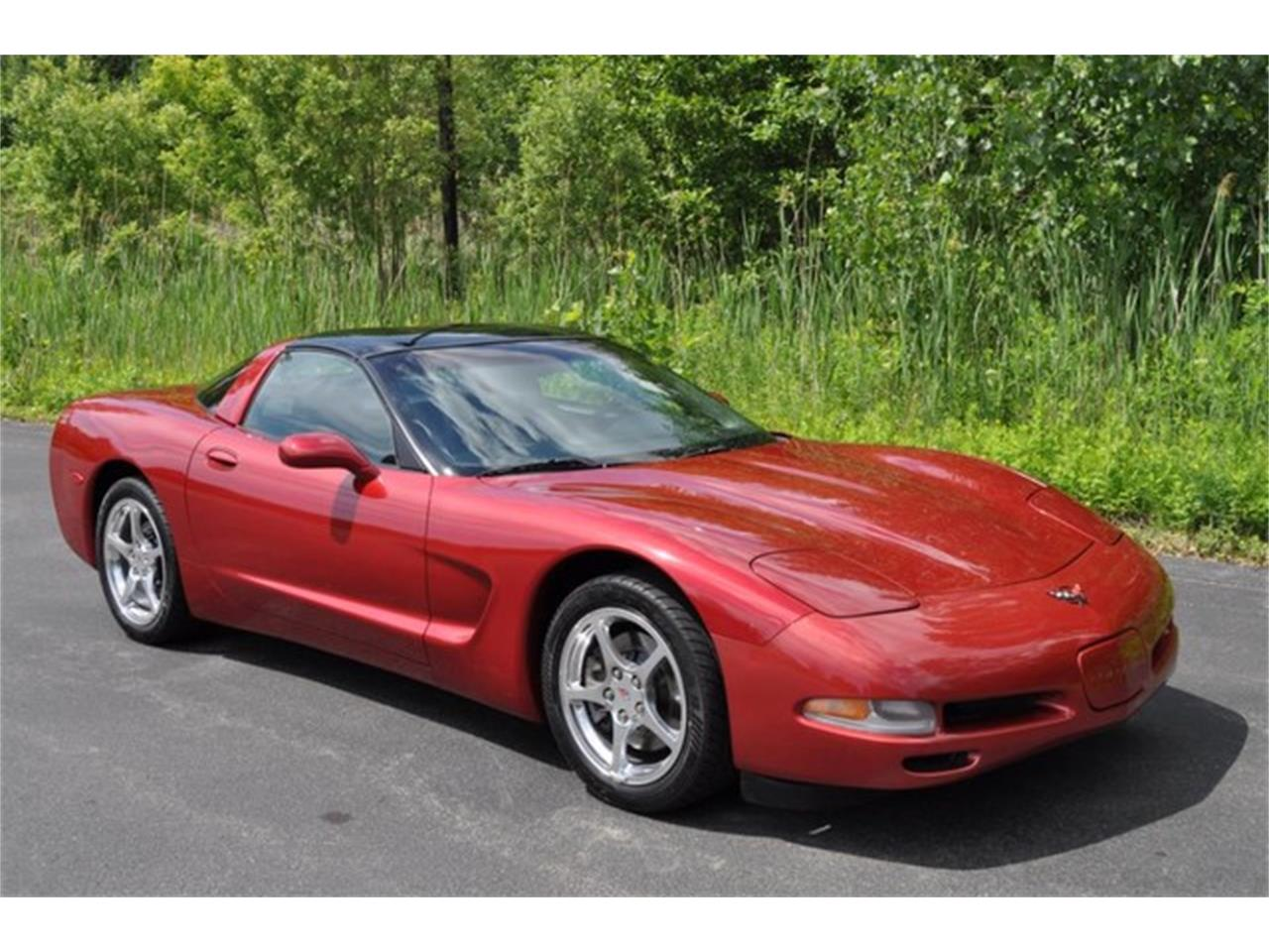 Large Picture of '02 Chevrolet Corvette - QAF8