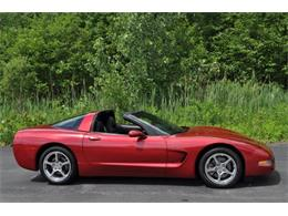 Picture of '02 Chevrolet Corvette located in New York - QAF8
