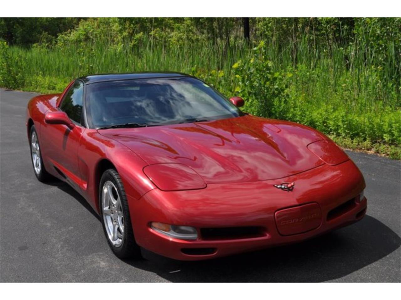 Large Picture of 2002 Corvette Offered by Prestige Motor Car Co. - QAF8