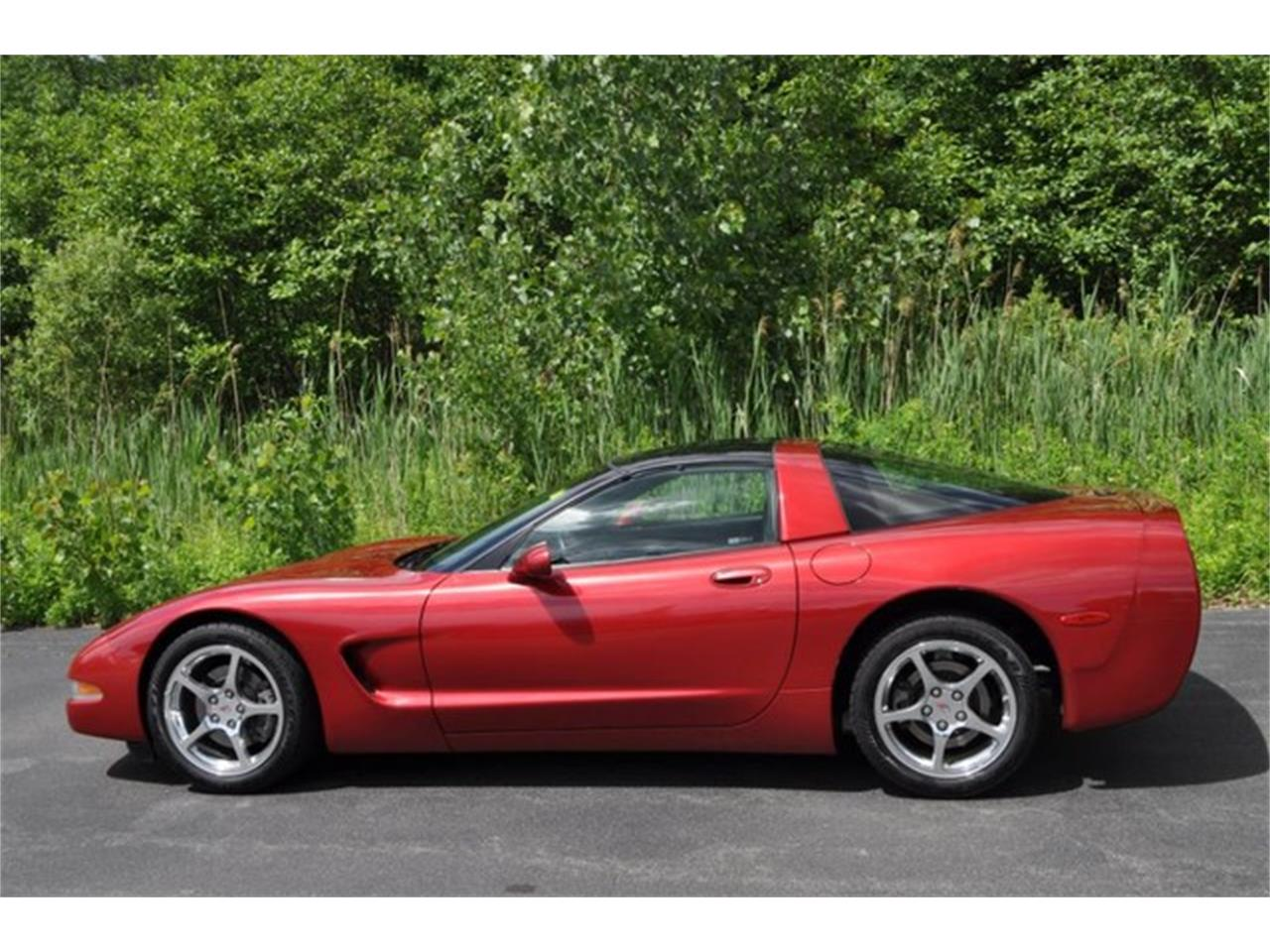 Large Picture of '02 Corvette located in New York Offered by Prestige Motor Car Co. - QAF8