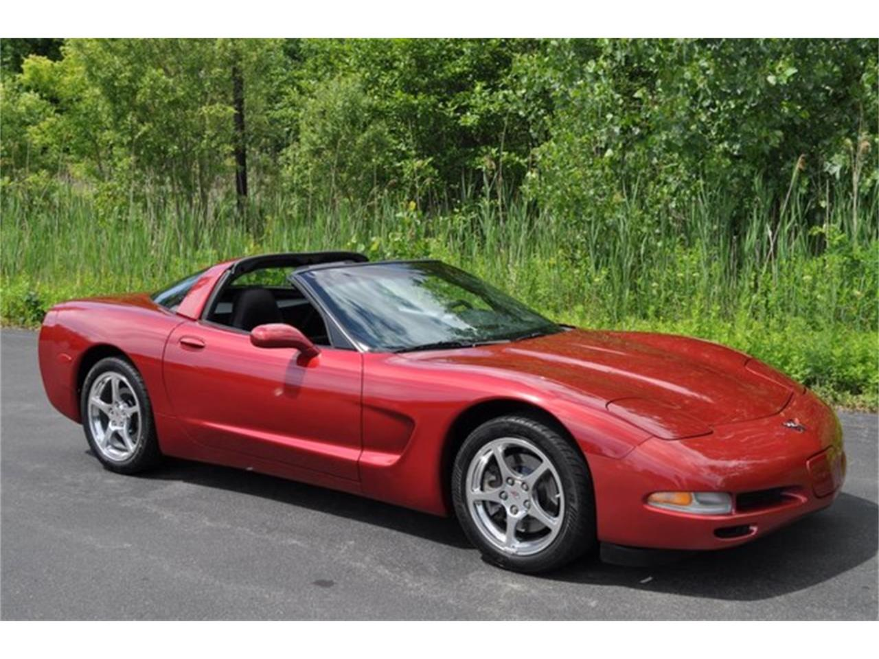 Large Picture of 2002 Corvette located in Clifton Park New York - $15,999.00 - QAF8
