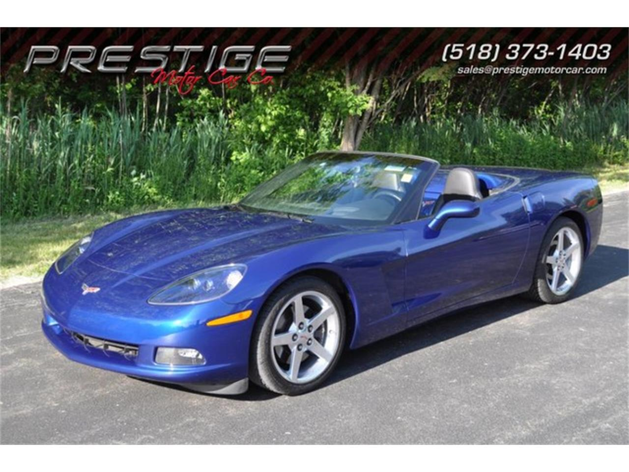 Large Picture of '05 Chevrolet Corvette located in New York Offered by Prestige Motor Car Co. - QAF9