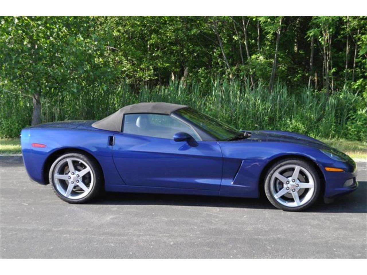 Large Picture of 2005 Chevrolet Corvette located in New York Auction Vehicle Offered by Prestige Motor Car Co. - QAF9