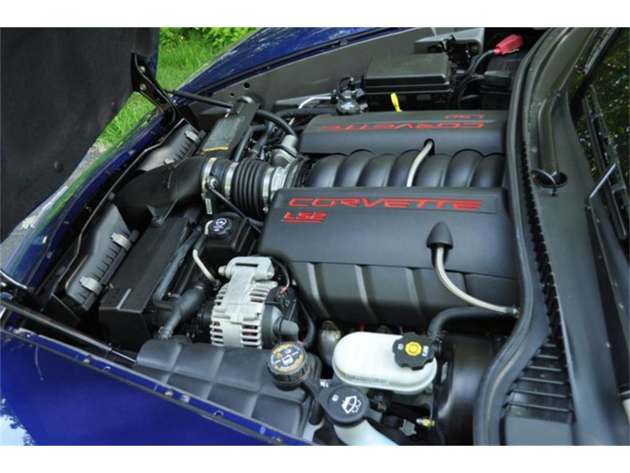 Large Picture of 2005 Chevrolet Corvette Auction Vehicle - QAF9