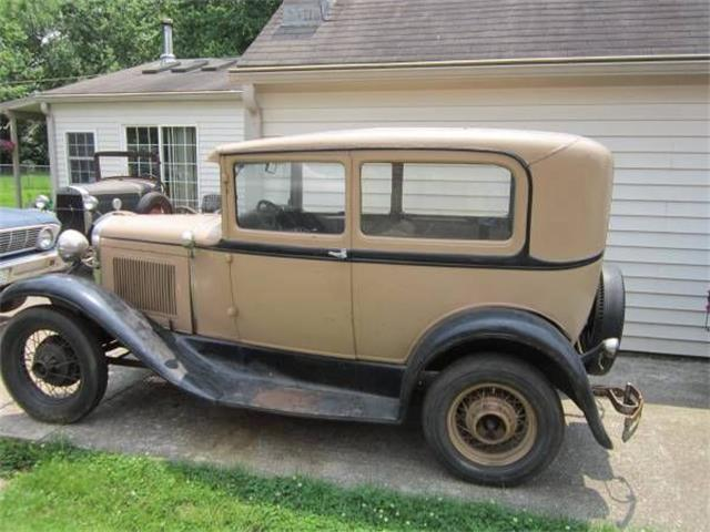 Picture of 1930 Ford Model A located in Cadillac Michigan - QAGG