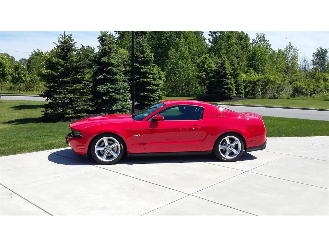 Large Picture of '11 Mustang GT - QAGJ