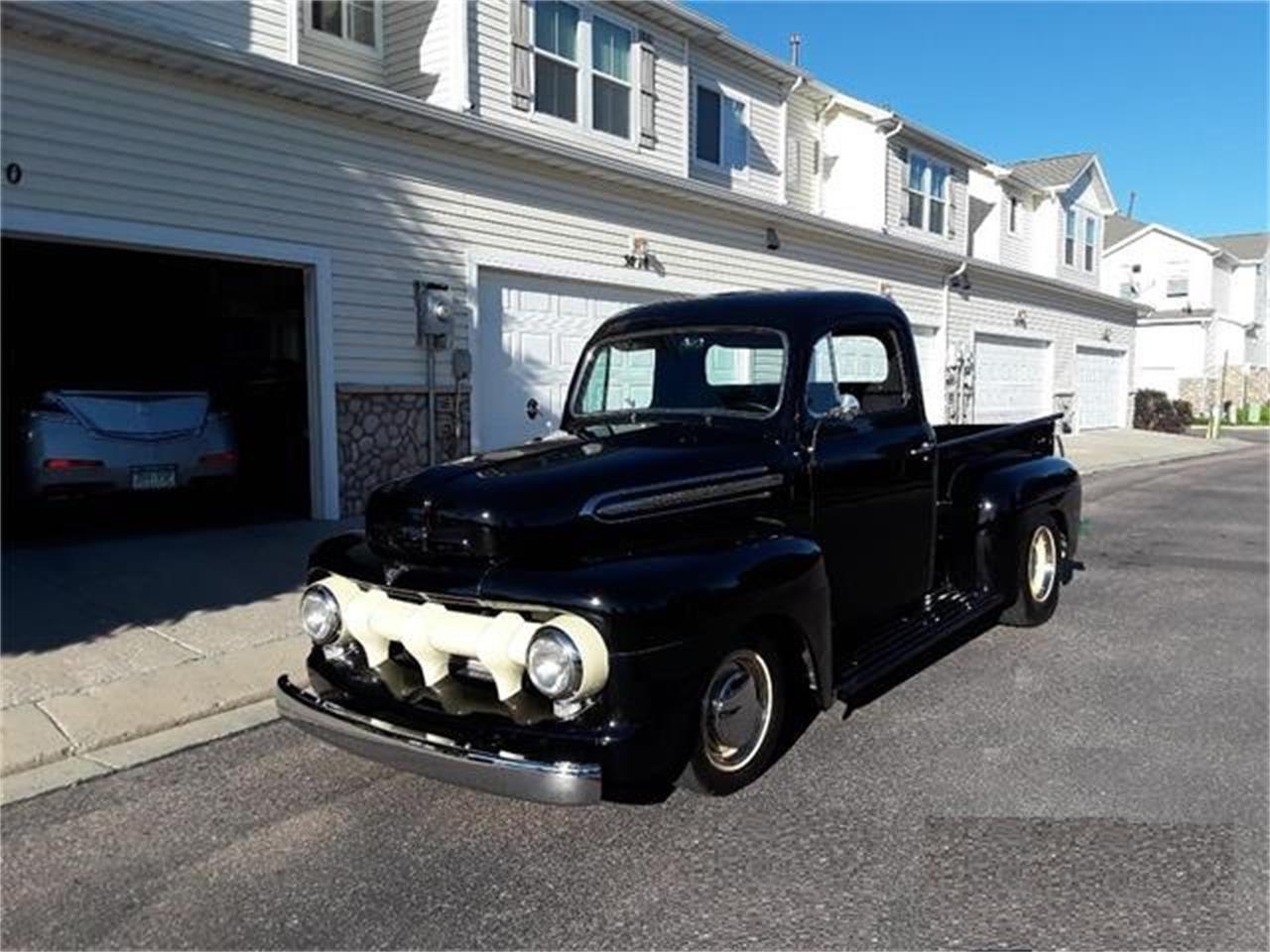 Large Picture of '51 1/2 Ton Pickup - QAHQ