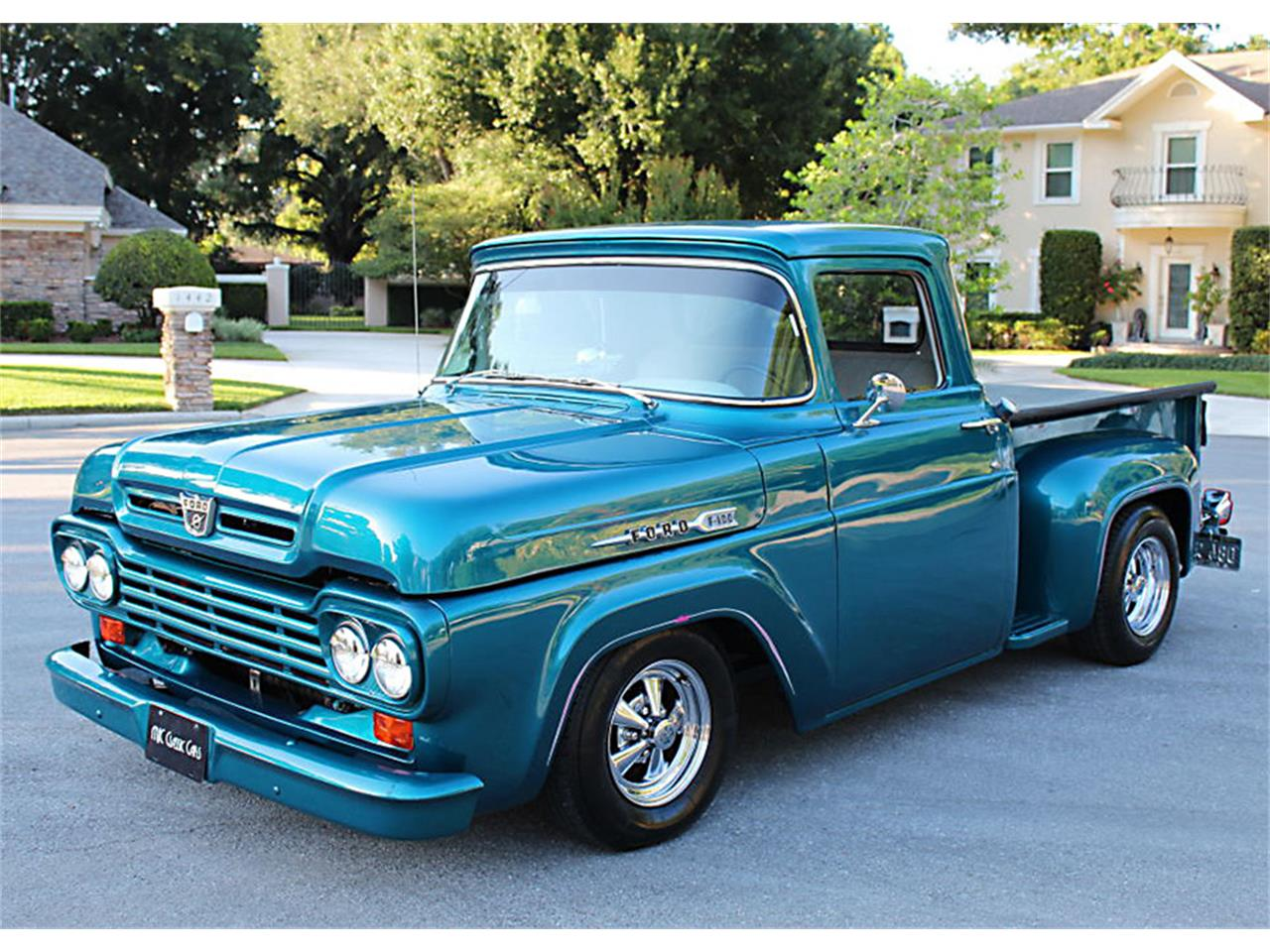 Large Picture of '59 F100 - $29,500.00 - QAHS