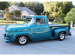 Picture of Classic 1959 Ford F100 located in Lakeland Florida - QAHS