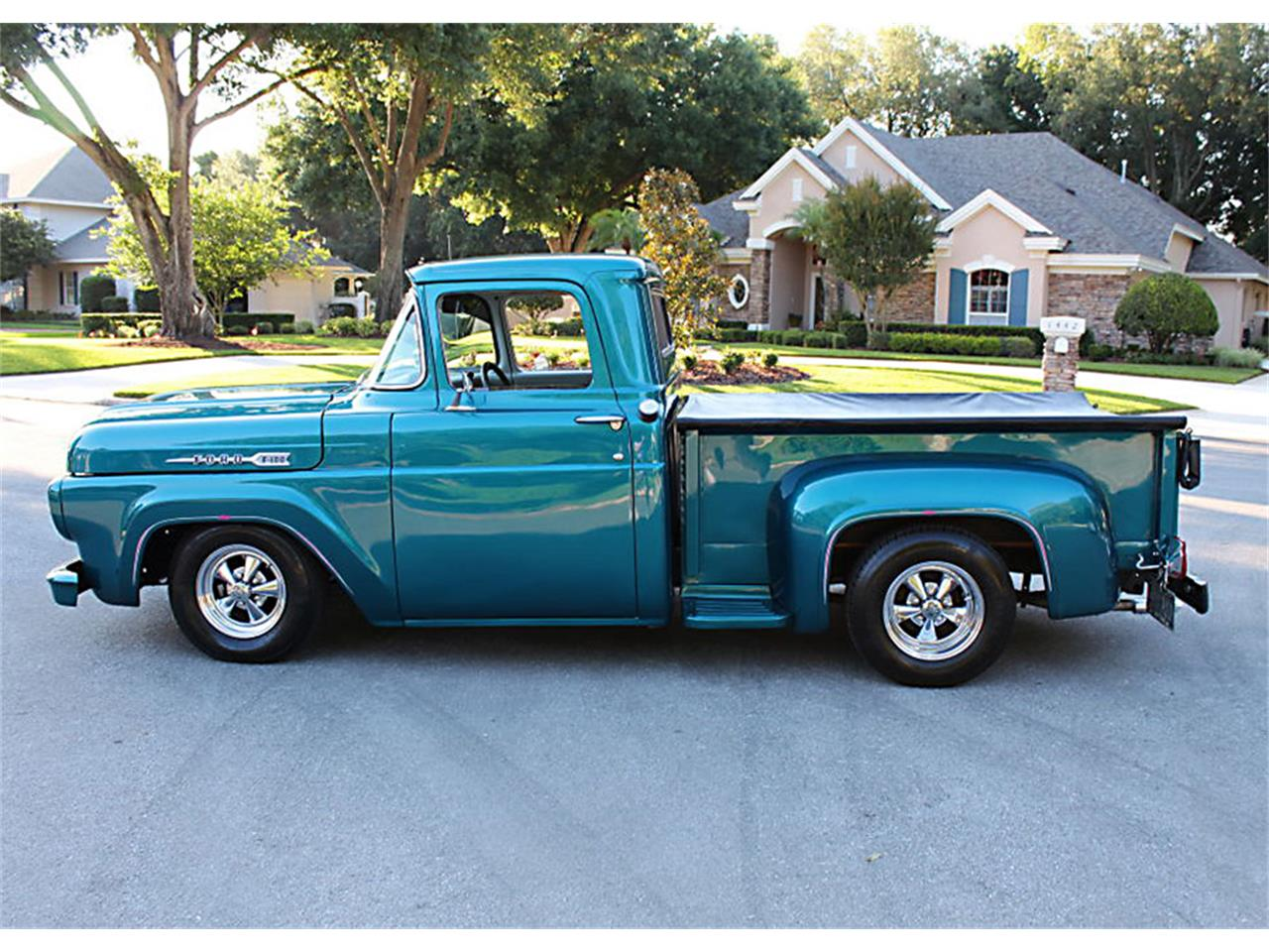 Large Picture of '59 Ford F100 Offered by MJC Classic Cars - QAHS