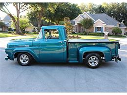 Picture of Classic 1959 F100 located in Florida - QAHS