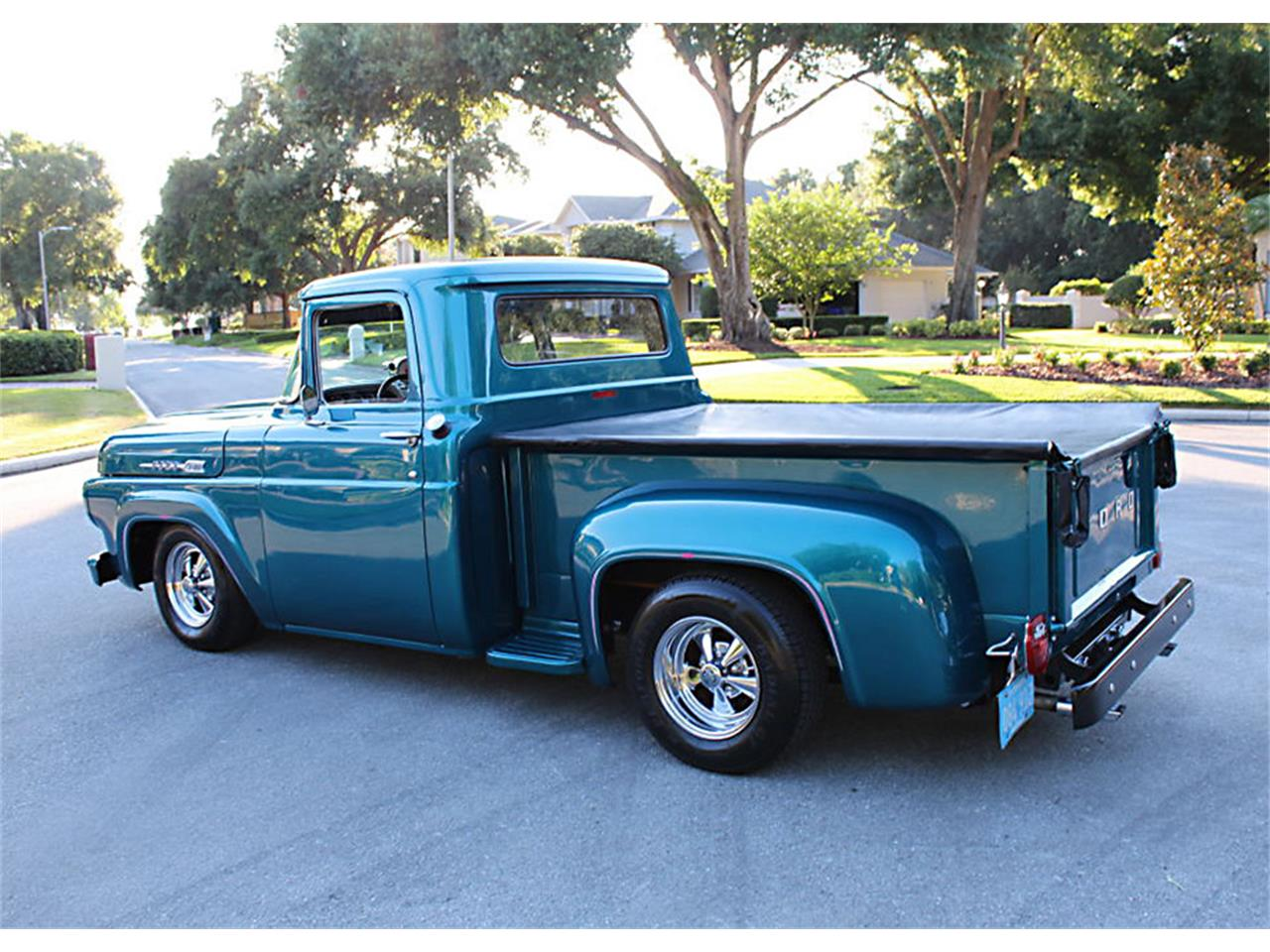 Large Picture of 1959 F100 located in Lakeland Florida Offered by MJC Classic Cars - QAHS