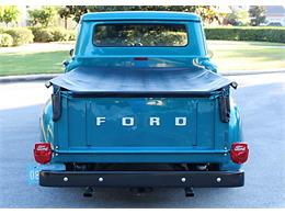 Picture of Classic '59 F100 located in Florida - $29,500.00 - QAHS