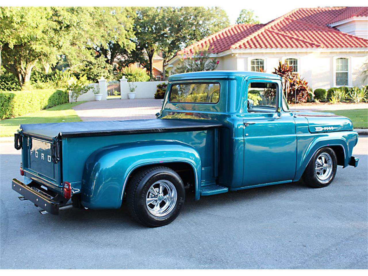 Large Picture of '59 Ford F100 located in Lakeland Florida Offered by MJC Classic Cars - QAHS