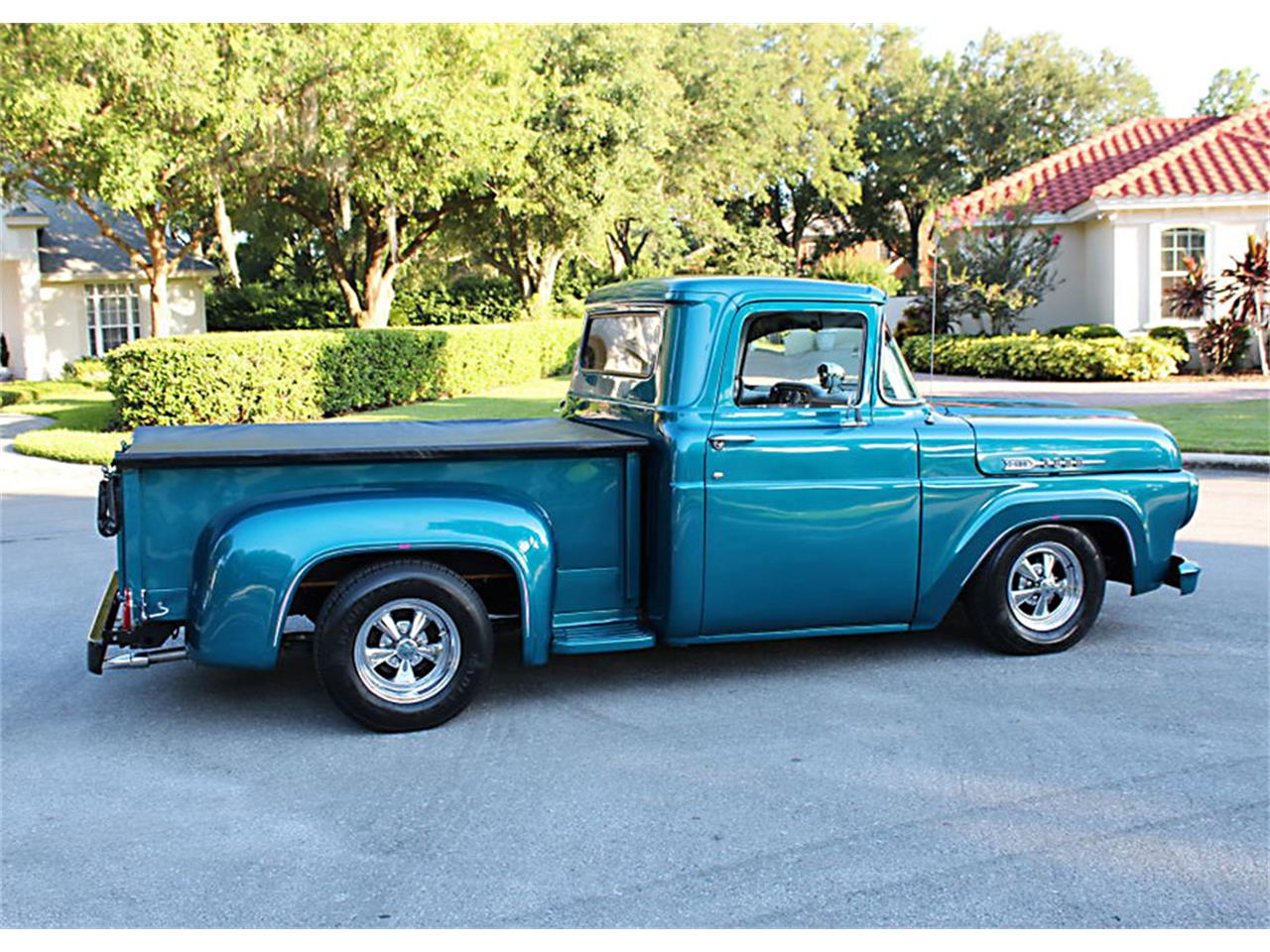 Large Picture of Classic '59 Ford F100 located in Lakeland Florida - $29,500.00 - QAHS