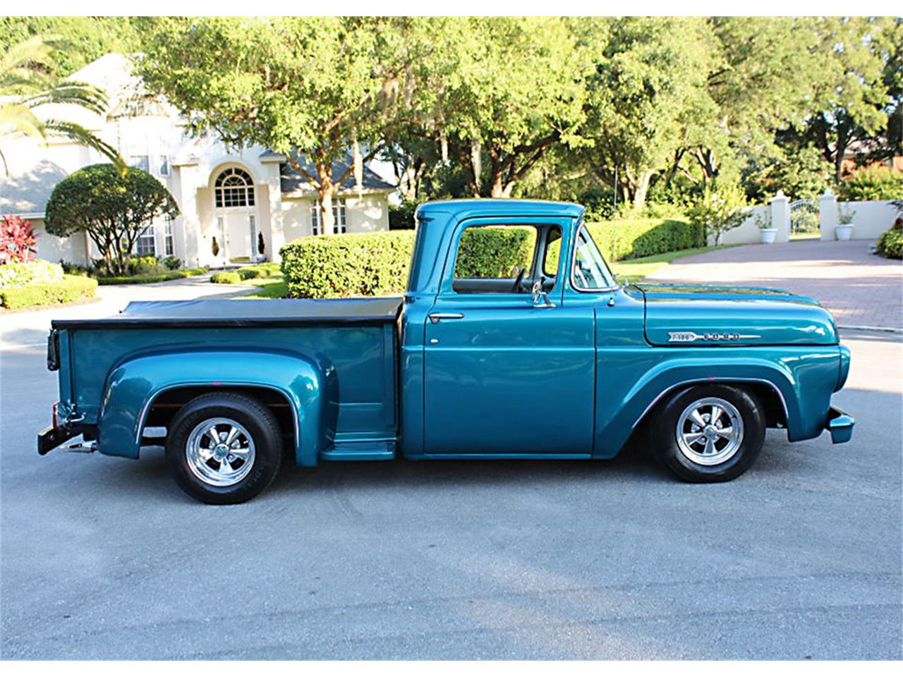 Large Picture of Classic 1959 Ford F100 located in Florida Offered by MJC Classic Cars - QAHS