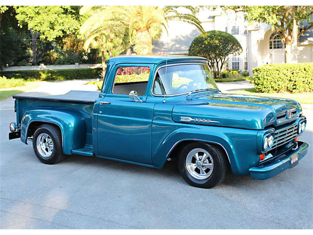 Large Picture of Classic 1959 F100 - QAHS