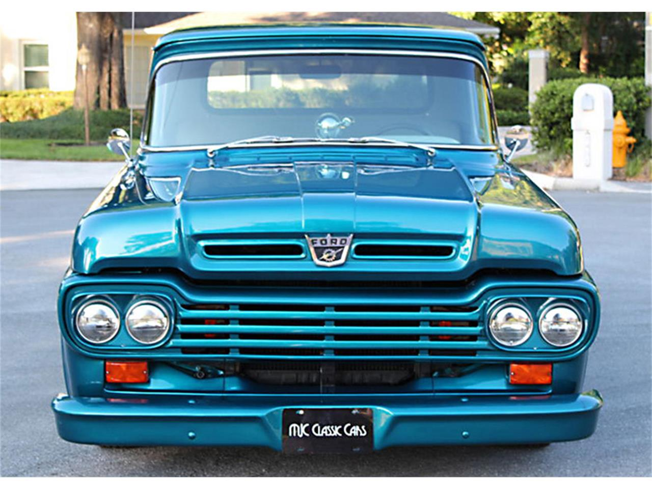 Large Picture of Classic 1959 F100 Offered by MJC Classic Cars - QAHS