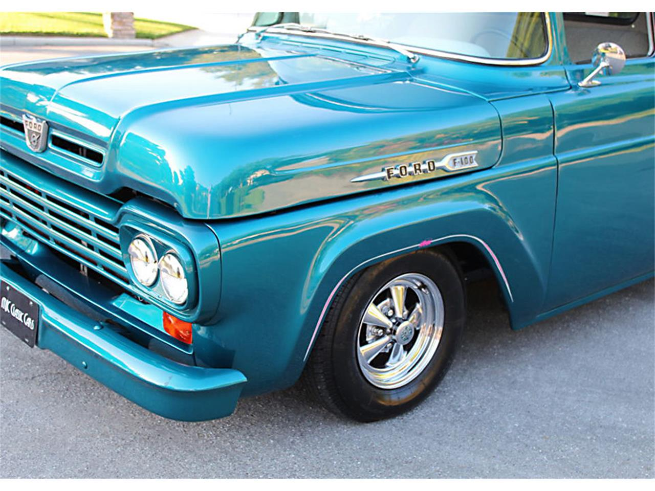 Large Picture of 1959 Ford F100 - $29,500.00 Offered by MJC Classic Cars - QAHS