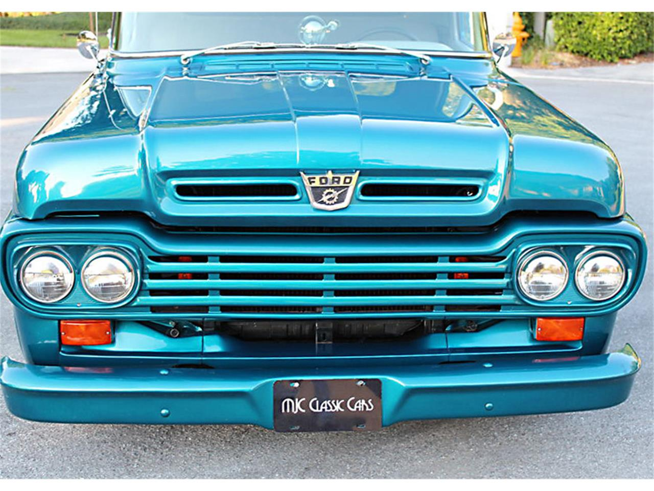 Large Picture of '59 Ford F100 located in Florida - $29,500.00 Offered by MJC Classic Cars - QAHS