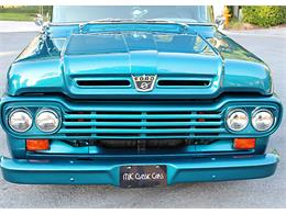 Picture of '59 F100 - $29,500.00 Offered by MJC Classic Cars - QAHS