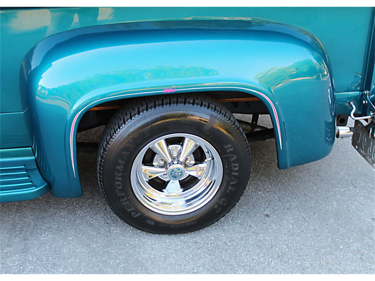Large Picture of Classic '59 Ford F100 located in Lakeland Florida Offered by MJC Classic Cars - QAHS