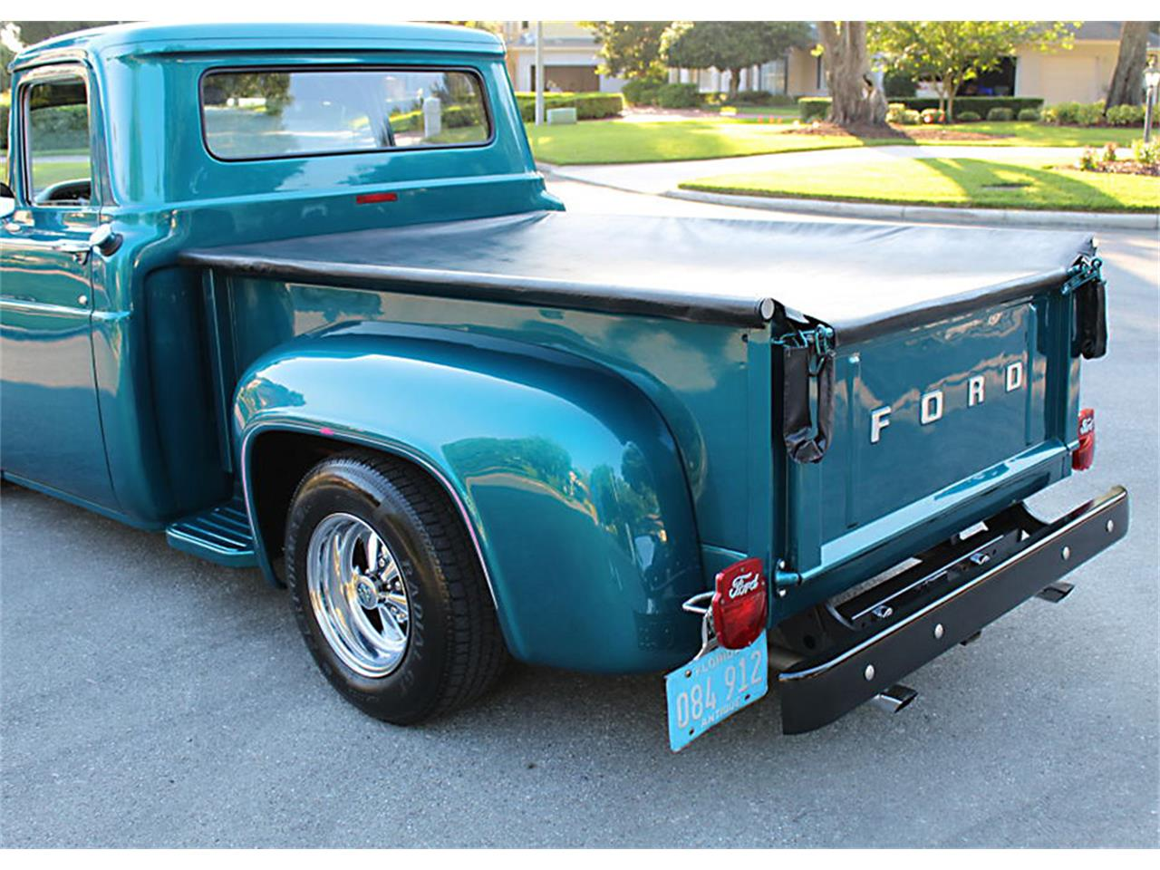 Large Picture of Classic 1959 F100 located in Florida - QAHS